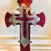 red-wind-meatl-3d-cross