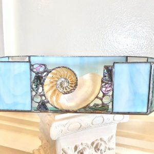 seashell-blue-vanity tray